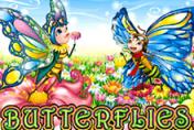 Онлайн слоты 777 Butterflies