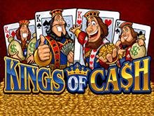 Ловить удачу на игровом автомате Kings Of Cash однозначно стоит
