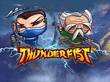 Игровой автомат Thunderfist