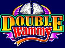 Гарантий выигрыша на игровом автомате Double Wammy много