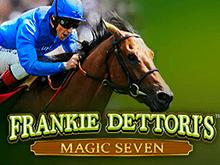 Автомат Frankie Dettoris Magic Seven с известным наездником