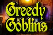 Игровой автомат Greedy Goblins онлайн оборудован риск-игрой