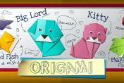 Играть в интернете в азартный автомат Origami