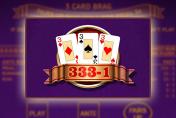 Азартный слот 3 Карточный Брэг от CORE Gaming